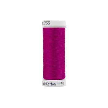 Sulky 50 wt Cotton Thread #1191 Dark Rose - 160 yds
