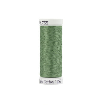 Sulky 50 wt Cotton Thread #1287 French Green - 160 yds