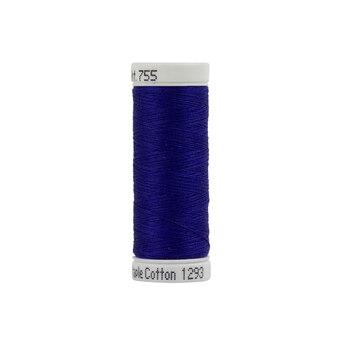 Sulky 50 wt Cotton Thread #1293 Deep Nassau Blue - 160 yds