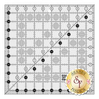 "Creative Grids - 10½"" Square Ruler #CGR10"
