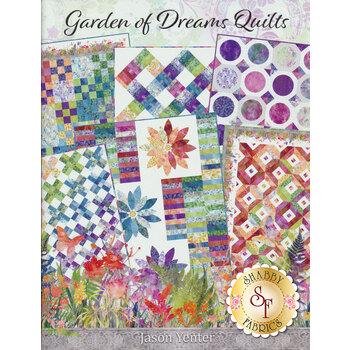 Garden of Dreams Quilt Book