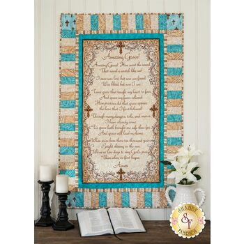 Amazing Grace Wall Hanging Quilt Kit