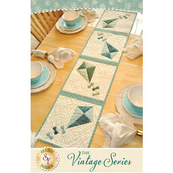 Vintage Series Table Runner - July - Traditional Kit