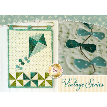 Vintage Series Wall Hanging - July - Traditional Kit