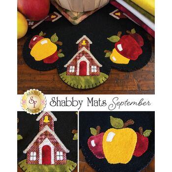 Shabby Mats - September - Wool Kit