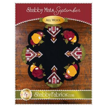 Shabby Mats - September - Pattern