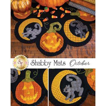 Shabby Mats - October - Wool Kit