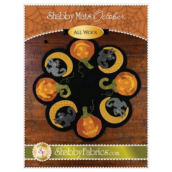 Shabby Mats - October - Pattern