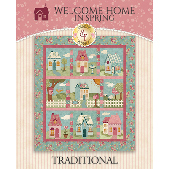 Welcome Home In Spring - Traditional Kit