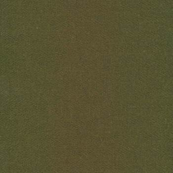 Buttermilk Basin's Piece Dyed Wools 2373W-68 Dark Forest by Buttermilk Basin for Henry Glass Fabrics