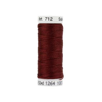 Sulky 12 wt Cotton Petites Thread #1264 Cognac - 50 yds