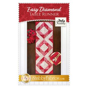 Easy Diamond Table Runner Pattern