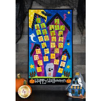 Halloween Countdown Calendar Kit