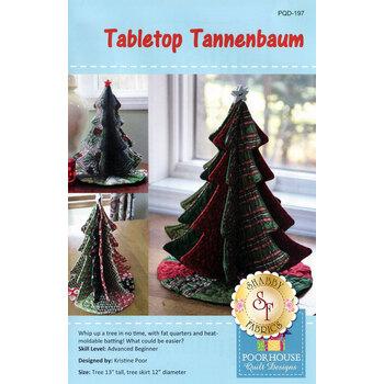 Tabletop Tannenbaum Pattern