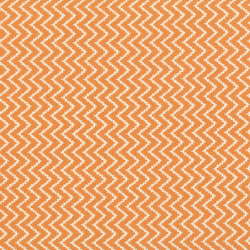All Hallow's Eve 20353-11 Pumpkin by Fig Tree Quilts for Moda Fabrics