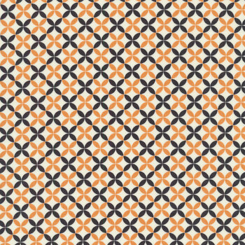 All Hallow's Eve 20356-16 Ghost by Fig Tree Quilts for Moda Fabrics