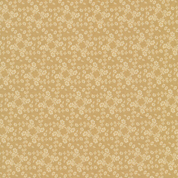 French Armoire 51552-5 Tan Flower Pillow by Windham Fabrics