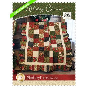 Holiday Charm Pattern - PDF Download