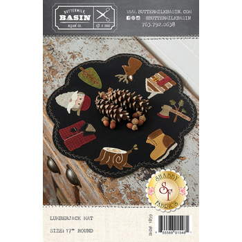Lumberjack Mat Pattern