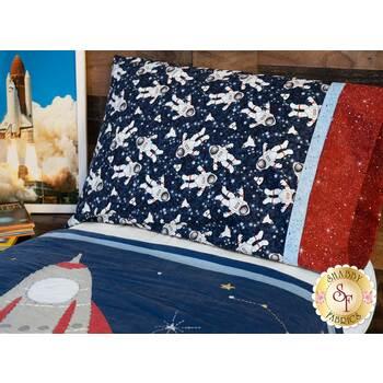 Magic Pillowcase Kit - Space Walk - Standard Size