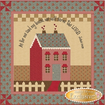 As For Me & My House Pattern