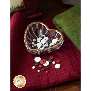 Winter Wonderland BOM - 156pc Button Pack