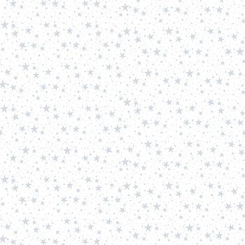 Quilter's Flour II 1890-01W Stars by Henry Glass Fabrics