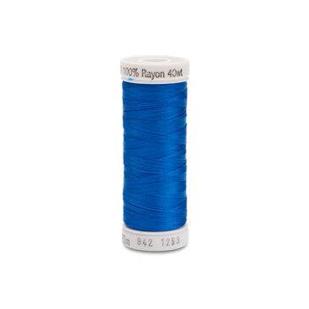 Sulky 40 wt Rayon Thread #1253 Dk. Sapphire - 250 yds
