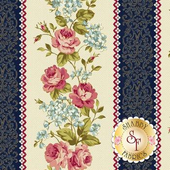 Spellbound 51961M-X Stripe by Katia Hoffman for Windham Fabrics