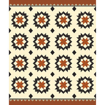 Buttermilk Basics P9189-FALL Panel by Stacy West for Riley Blake Designs