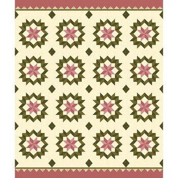 Buttermilk Basics P9189-SPRING Panel by Stacy West for Riley Blake Designs