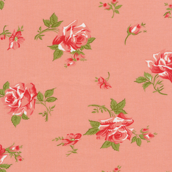 Pocketful of Posies 33541-14 Sweetie by Chloe's Closet for Moda Fabrics