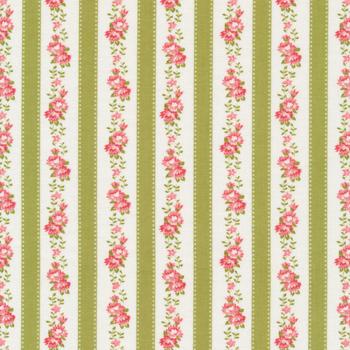Pocketful of Posies 33545-12 Sprig by Chloe's Closet for Moda Fabrics