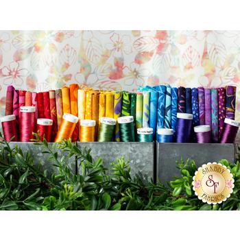 Aloha Batiks  40 FQ Set by Moda Fabrics