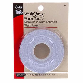 Wash-Away Wonder Tape - 1/4