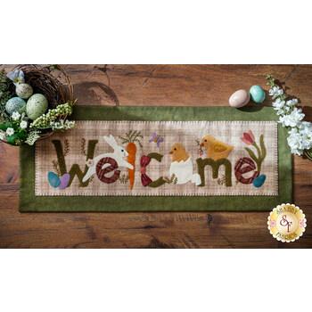 Welcome Mat Thru The Year Series - April Kit