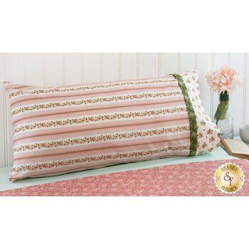 Magic Pillowcase Kit - Sensibility - King Size - Pink