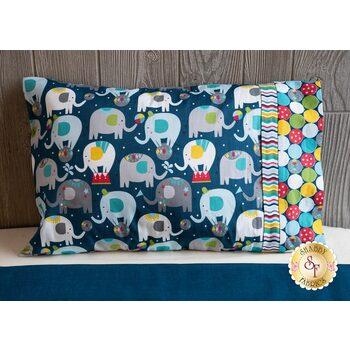 Magic Pillowcase Kit - Piccadilly - Travel Size - Blue