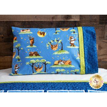 Magic Pillowcase Kit - Barron the Bear - Travel Size
