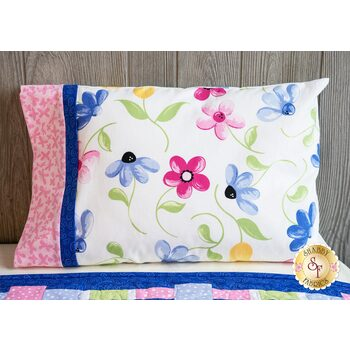 Magic Pillowcase Kit - Flutter, the Butterfly - Travel Size - Pink
