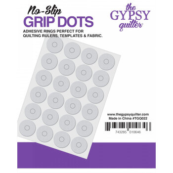 No-Slip Grip Dots by The Gypsy Quilter
