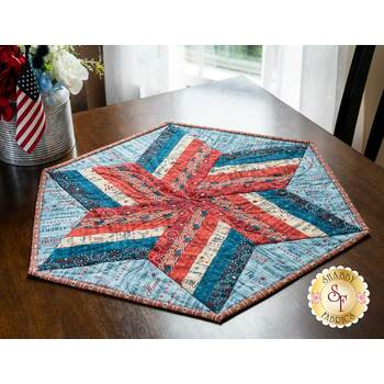 Home of the Free Table Topper Kit