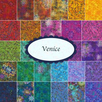 Venice  27 FQ Set by Robert Kaufman Fabrics