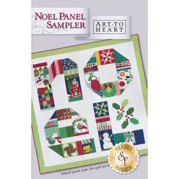 Noel Panel Sampler Pattern