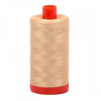 Aurifil Cotton Thread #6001 - Light Caramel - 1422yds