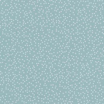 Better Not Pout 10176-05 Snow Dot Sky by Nancy Halvorsen for Benartex Fabrics