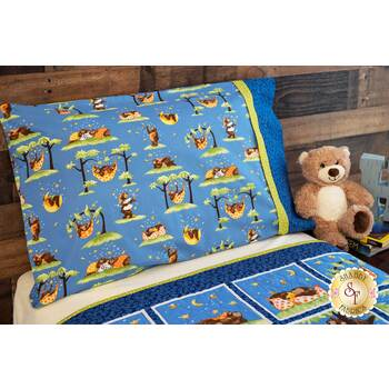 Magic Pillowcase Kit - Barron the Bear - Standard Size