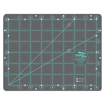 "Creative Grids 6"" x 8"" Self-Healing Cutting Mat"