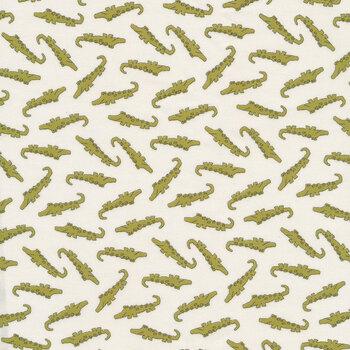 Animal Crackers 5802-15 Vanilla by Sweetwater for Moda Fabrics