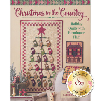 Christmas in The Country Book